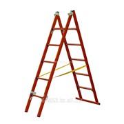 Лестница-стремянка универсальная двухсекционная CCД-У 2х5 ДИЭ945 фото