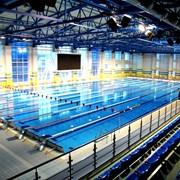 Бассейн Олимпийского резерва фото