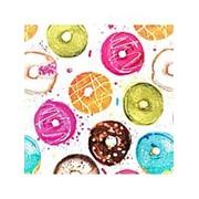 """Упаковочная бумага Феникс """"Пончики в глазури"""", 1 лист 70 х 100 см., 80 г/м2, , 81063 фото"""