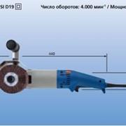 Угловая шлифмашина UWER 15/40 A-SI D19 Число оборотов: 4.000 мин-1 / Мощность: 1.530 Ватт фото