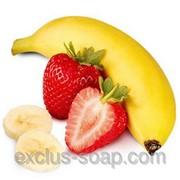 Банан с клубникой отдушка-10 мл фото