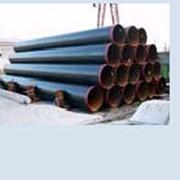Трубопровод стальной магистральный. фото