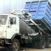 Вывоз и захоронение негабаритных отходов фото