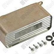 Теплообменник (вторичный) ГВС 35 пластин 0020025041 для газового котла 32-36 кВт. Vaillant фото