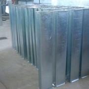 Изготовление воздуховодов из оцинкованной листовой стали 0,5мм Астана фото