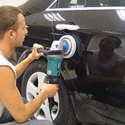 Полировка автомобиля фото