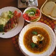 Комплексные обеды фото