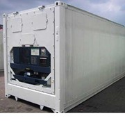 Продажа морских контейнеров, рефрижераторных контейнеров, termo king, garier. фото
