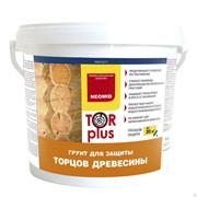 Состав для защиты торцов акриловый Неомид Neomid Tor Plus (ведро 10 литров) фото
