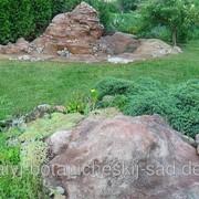 Изготовление искусственных скал,бассейнов,беседок,мангалов. фото
