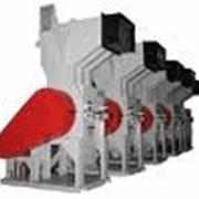 Производственная линия мойки и дробления отходов PE, PP (пленки, пакеты, бутылки). фото