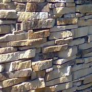 Песчаник Кромка (различные природные оттенки) фото