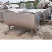 Ванна творожная ВТ-1,25, объем 1250 л, рубашка, те фото