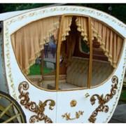 Фаэтоны, изготовление карет, фаэтонов, экипажей пони, эксклюзивных беседок. фото