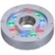 Подводный светодиодный светильник фото