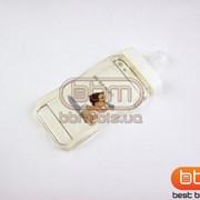 Накладка iPhone 5S Бутылка с соской (TPU) белый 73306c фото