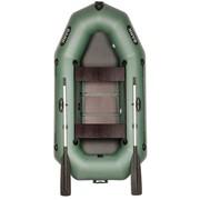 Лодка надувная гребная двухместная BARK (БАРК) B 250D фото