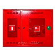 Шкаф пожарный Ш-ПК-О-1/50-В(Н)-О(Г) фото
