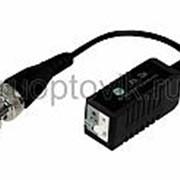 Приемопередатчик пассивный AHD, CVI, TVI (комплект 2 шт), цена за 1 шт. PROconnect фото