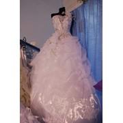 Свадебный наряд фото