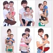 Хипсит LEEBYA для переноски детей с 6 мес до 3 лет(без спинки) фото