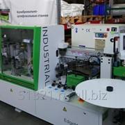 Кромкооблицовочный станок WoodTec EdgeMatic 400 В наличии фото