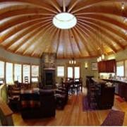 Сферический дом, Купольные дома фото