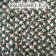 Ковролан Marathon 223 зеленый/клетка 4 м фото