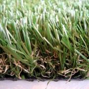 Искусственный газон, ландшафтный фото