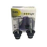 Комплект ксеноновых ламп D4S 5000K EGO-light (2 шт.) фото