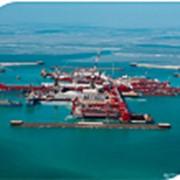 Добыча нефти в Астане фото