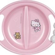Тарелка с шариками Hello Kitty фото