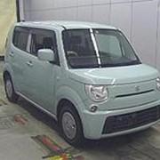 Хэтчбек 3 поколение SUZUKI MRWAGON кузов MF33S класса микровэн гв 2011 пробег 64 тыс км цвет светло-зеленый фото
