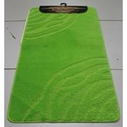 Набор ковриков для ванной комнаты и туалета Classic Smart; код Ярко-зеленый фото