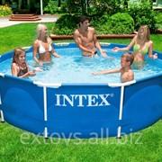 56996 Intex Каркасный бассейн Intex, 366 см х 76 см фото