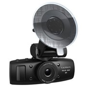 Фоторамка цифровая Texet DVR-1GP GPS цвет черная фото
