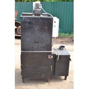 Дымогенератор автоматический щеповой фото