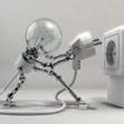 Прокладка электропроводки фото
