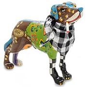 Скульптура Беговая собака Керти 13,5х9,8х4,5см. арт.TG-4648 (Thomas Hoffman) фото