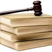 Ведение дел в арбитражных и третейских судах.Арбитражные споры. фото