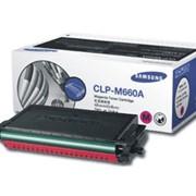 Заправка картриджа Samsung CLP-610, CLP-660, CLX-6210, CLX-6200, CLX-6240 (CLP-M660A) кр фото