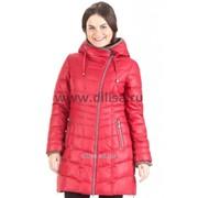 Куртка Mishele 9903 красный фото