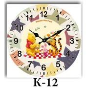 Часы K-12, 32х32 фото
