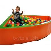 Сухой бассейн KIDIGO™ Угол 1,5 м фото
