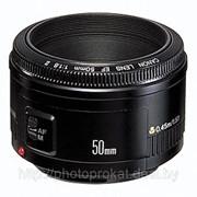 Объектив CANON EF 50 mm f/1.4 USM фото