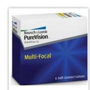 Линзы контактные мультифокальные фото