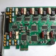 PCI-express система многоканальной записи переговоров энергодиспетчера DTR-08-PCIe фото