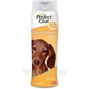 Протеиновый шампунь для собак 947 мл 8in1 Perfect Coat фото