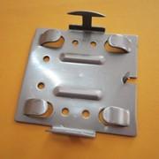 Кляммер для керамогранита промежуточный невидимый фото