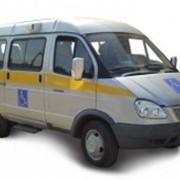 Автобус для инвалидов фото